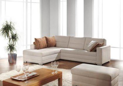 Sofa von Sedda – Modell Linea – in grau