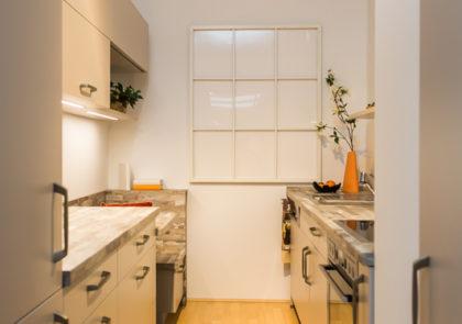 Küche Laser
