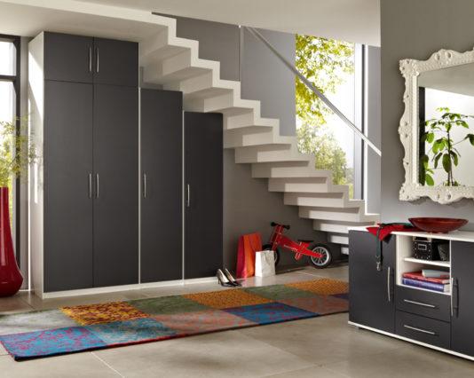 products appartementmoebel varia priess anthrazit weiss 800 1 Möbelhaus Dresden - Möbel Röthing