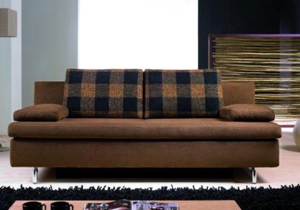 Sofa von Bali – Modell Tessa – in Braun