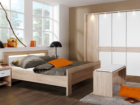 products csm schlafzimmer klassisch modern donna eiche saegegrau alpinweiss2 4a0717fb25 Möbelhaus Dresden - Möbel Röthing