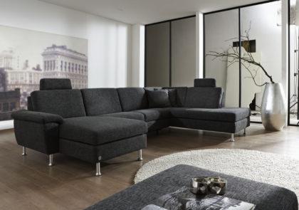 Sofa von Dietsch – Modell Davina – in grau