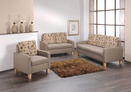 Sofa von Gehlen – Modell Bozen – in braun