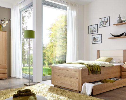 products lido eiche einzelbett Möbelhaus Dresden - Möbel Röthing