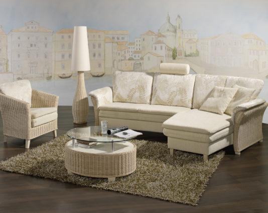 products oelsa sofa rattan toscana creme 800 Möbelhaus Dresden - Möbel Röthing