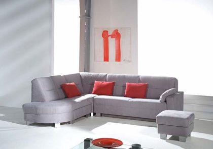 Sofa von Sedda – Modell Pragma – in grau