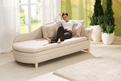 Sofa von Oelsa – Modell Rialto – in natur