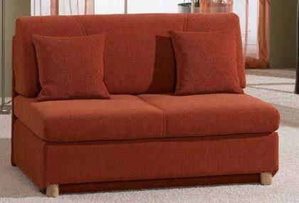 Schlafsofa von Nehl – Modell Gitta – in rot