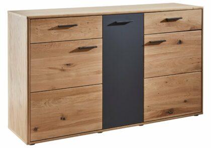 Sideboard Rivas – BH ca. 149×90 cm, Eiche bianco