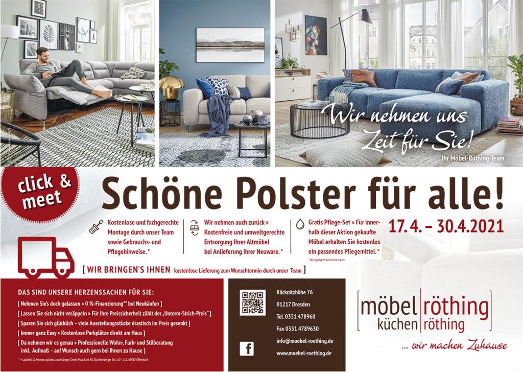 familienbande2 Möbelhaus Dresden - Möbel Röthing