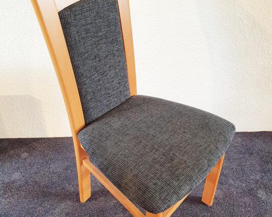 Stuhl Senator 5311 PS anthrazit Möbelhaus Dresden - Möbel Röthing