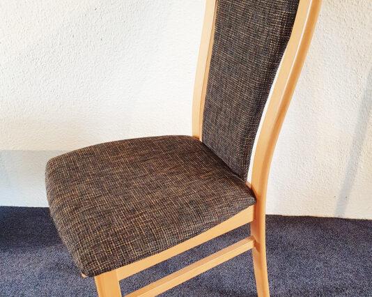 Stuhl Senator 5461 braun 1 Möbelhaus Dresden - Möbel Röthing